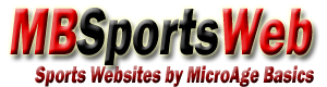 Logo for MBSportsWeb - Premium Sports Websites
