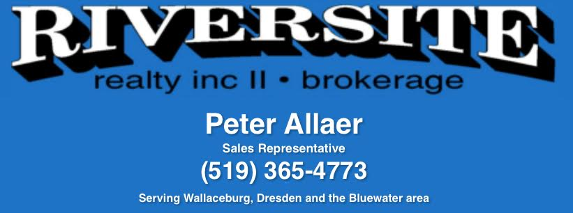 Riversite Realty Inc- Peter Allaer